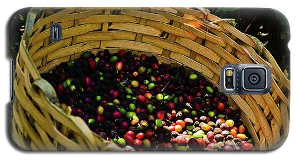 Coffee Culture In Sao Paulo - Brazil Galaxy S5 Case