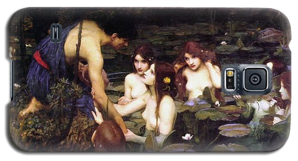 Hylas And The Nymphs Galaxy S5 Case