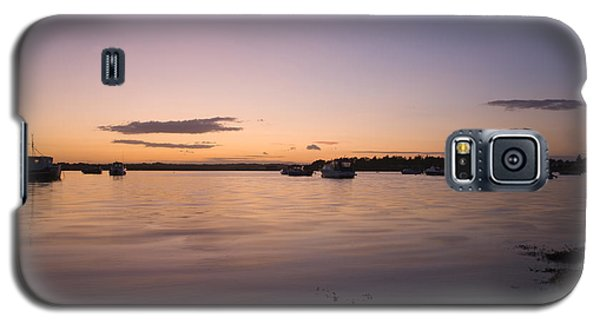 Galaxy S5 Case featuring the photograph Irish Dawn by Ian Middleton