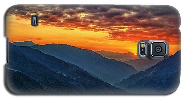Kalinchok Kathmandu Valley Nepal Galaxy S5 Case