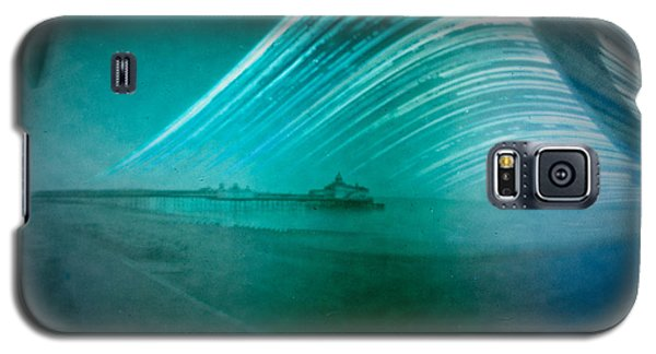 6 Month Exposure Of Eastbourne Pier Galaxy S5 Case