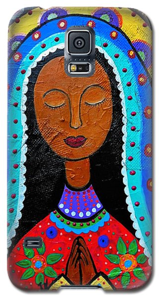 Our Lady Of Guadalupe Galaxy S5 Case by Pristine Cartera Turkus