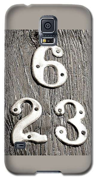 6 Over 23 Galaxy S5 Case by Ethna Gillespie