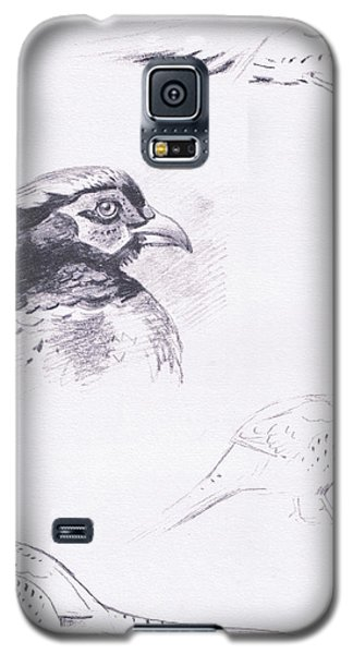 Pheasants Galaxy S5 Case