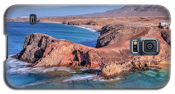 Playa Papagayo - Lanzarote Galaxy S5 Case