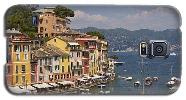 Portofino In The Italian Riviera In Liguria Italy Galaxy S5 Case