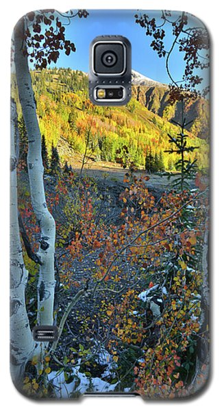 Red Mountain Pass Galaxy S5 Case