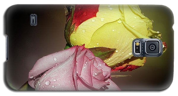 Galaxy S5 Case featuring the photograph Roses by Elvira Ladocki
