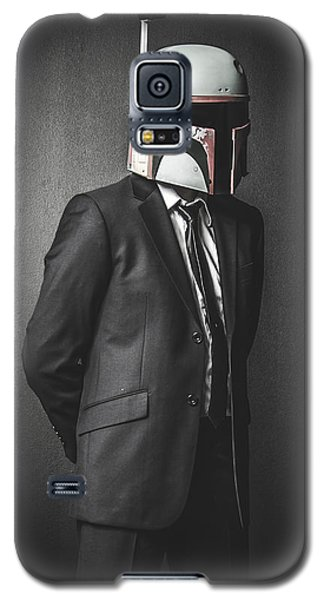 Galaxy S5 Case - Star Wars Dressman by Marino Flovent