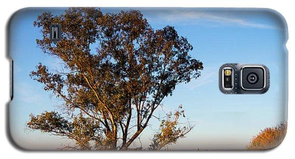 Sunrise In The Ditch Burlamacca Galaxy S5 Case