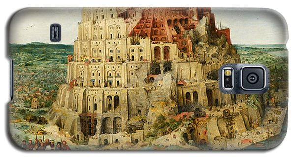 The Tower Of Babel  Galaxy S5 Case