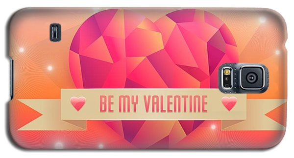 Design Galaxy S5 Case - Valentine's Day by Maye Loeser