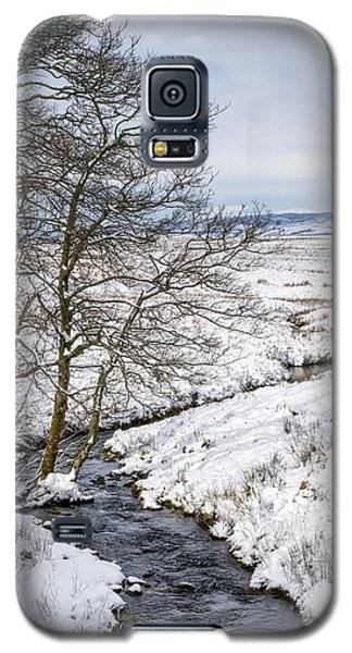 Winter Wonderland In Central Scotland Galaxy S5 Case