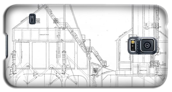 600 Ton Coaling Tower Plans Galaxy S5 Case