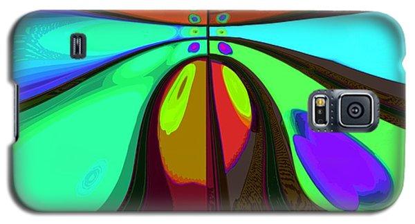 60s Free Love Galaxy S5 Case