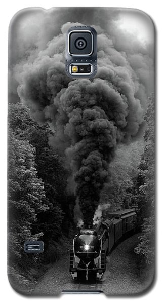 611 At Fiery Road Overpass Galaxy S5 Case