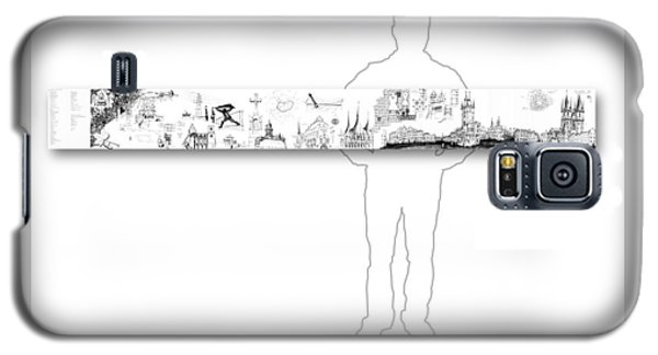 6.51.hungary-6-horizontal-with-figure Galaxy S5 Case