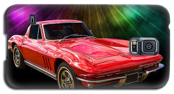66 Corvette Galaxy S5 Case