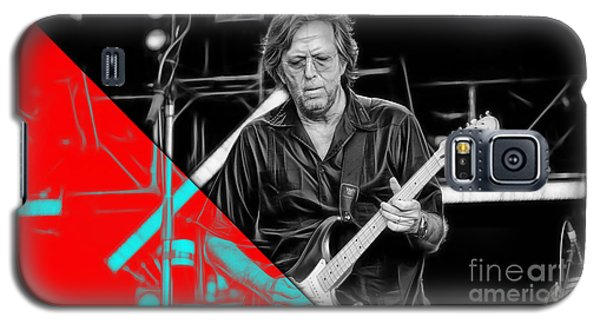Eric Clapton Collection Galaxy S5 Case by Marvin Blaine