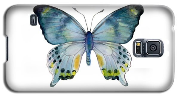 68 Laglaizei Butterfly Galaxy S5 Case
