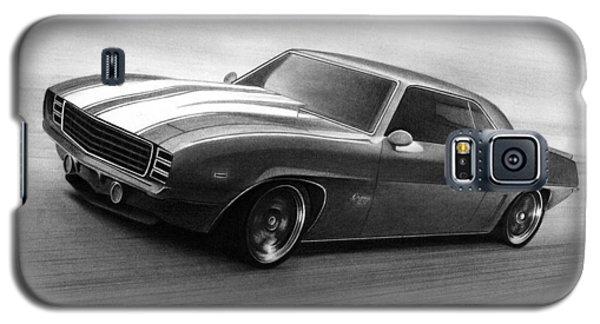 '69 Camaro Galaxy S5 Case