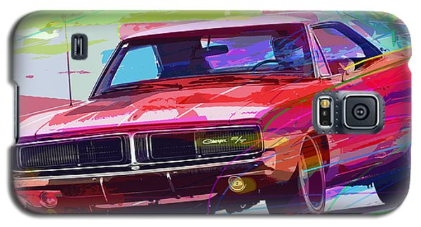 69 Dodge Charger  Galaxy S5 Case
