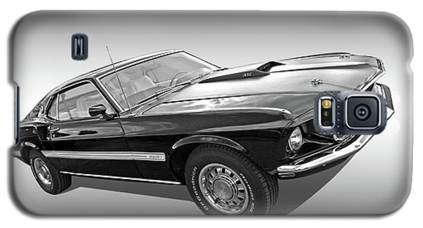 69 Mach1 In Black And White Galaxy S5 Case