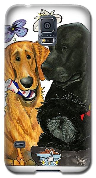 7-1396 Scallon Galaxy S5 Case