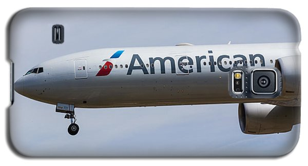 American Airlines Boeing 777 Galaxy S5 Case
