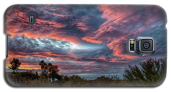Arizona Sunset Galaxy S5 Case