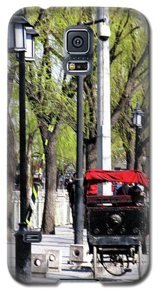 Galaxy S5 Case featuring the photograph Beijing by Marti Green