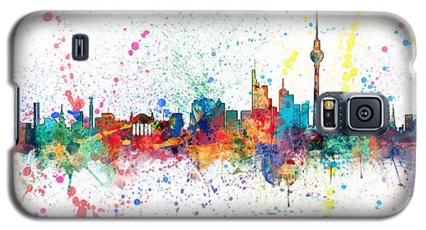 Berlin Germany Skyline Galaxy S5 Case