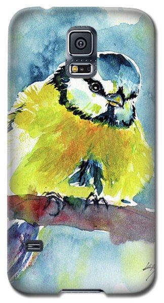 Bird Galaxy S5 Case by Kovacs Anna Brigitta
