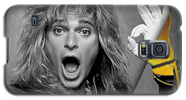 David Lee Roth Collection Galaxy S5 Case