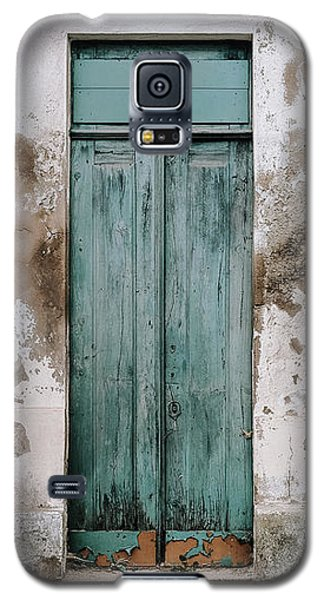 Galaxy S5 Case featuring the photograph Door With No Number by Marco Oliveira