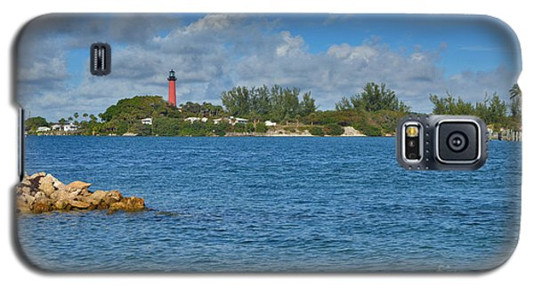 7- Jupiter Lighthouse Galaxy S5 Case by Joseph Keane