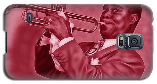 Louis Armstrong Collection Galaxy S5 Case