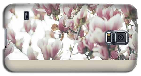 Galaxy S5 Case - Magnolia by Jelena Jovanovic