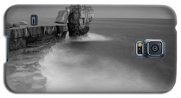 Portland Bill Seascapes Galaxy S5 Case by Ian Middleton
