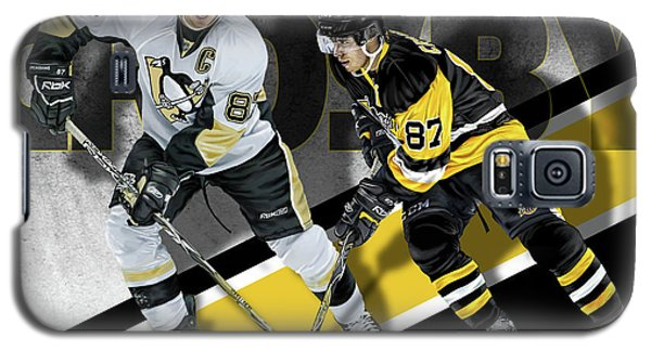 Sidney Crosby Galaxy S5 Case
