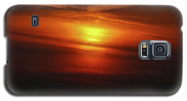 Galaxy S5 Case featuring the photograph 7- Sunset by Joseph Keane
