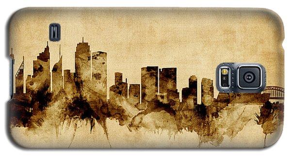 Sydney Australia Skyline Galaxy S5 Case