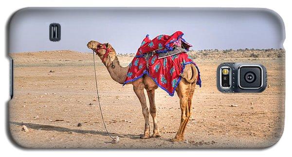 Thar Desert - India Galaxy S5 Case by Joana Kruse