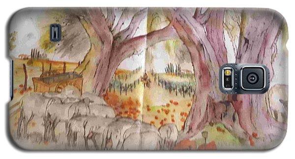 Trees Trees Trees Album Galaxy S5 Case