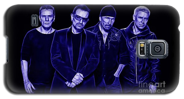 U2 Collection Galaxy S5 Case