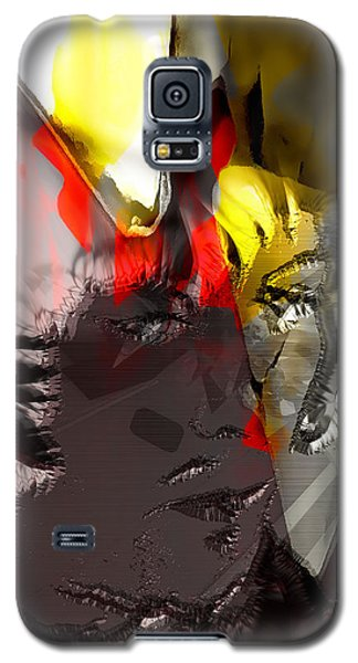 Rock And Roll Galaxy S5 Case - Eric Clapton Collection by Marvin Blaine
