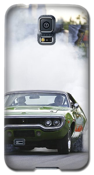 '72 Roadrunner Burn Out Galaxy S5 Case