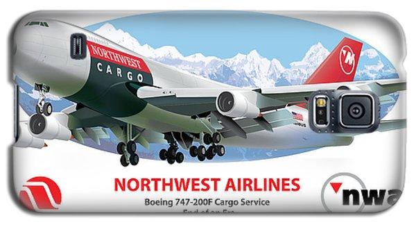 747 Galaxy S5 Case