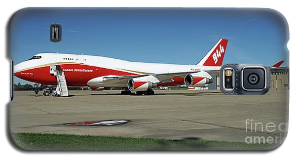 747 Supertanker Galaxy S5 Case
