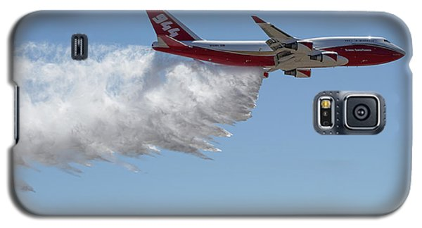 747 Supertanker Drop Galaxy S5 Case